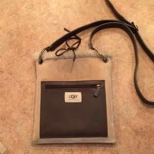 Ugg Shearling purse